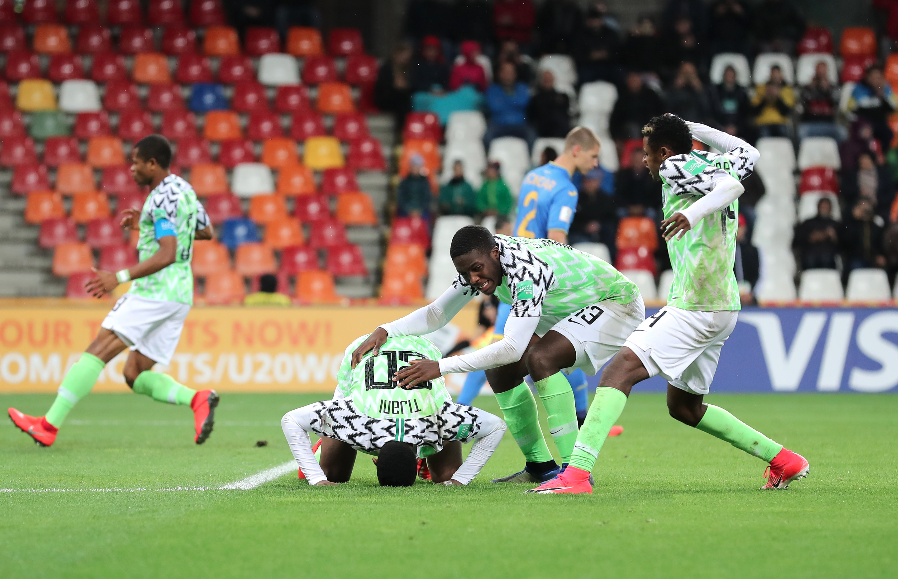 Flying Eagles confident of reaching World Cup quarterfinals