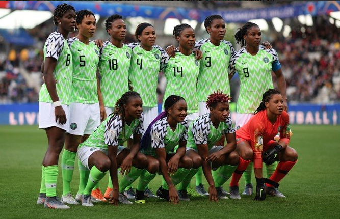 France 2019: Norway trounce Super Falcons 3-0