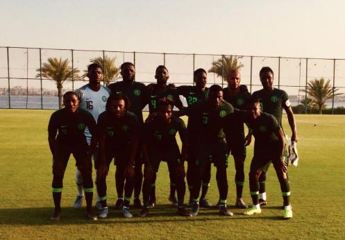 Idrissa Gueye's goal separates Eagles, Teranga Lions