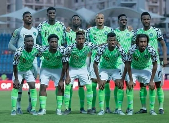 Super Eagles target three points against Syli for Round of 16