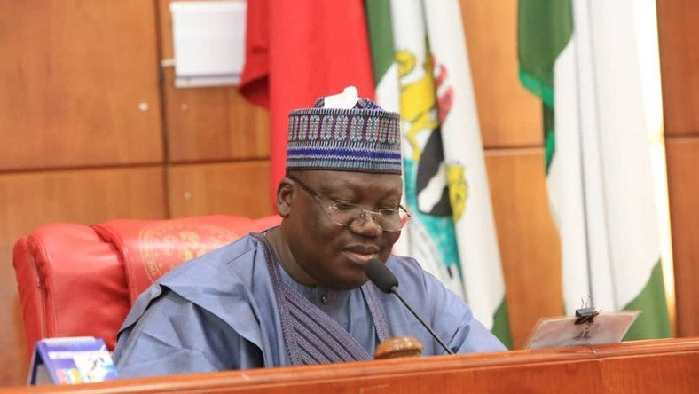 AFCON 2019: Senate President Lawan heads Govt delegation