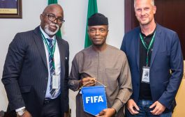 Osinbajo: Government of Nigeria fully supports 2020 Bid