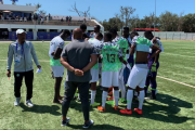 12th AG: Flying Eagles edge South Africa 2-1