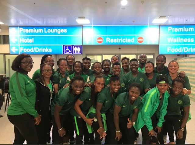 Tokyo 2020: Super Falcons soar to 2-0 over Algeria in Blida