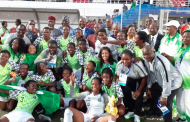 12th AG: Falconets edge Cameroon on penalties to win gold