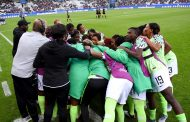 Falcons look to finish the job against Algeria, eye next round
