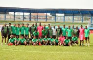 Ambassador Mamman commends Olympic Eagles