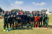 Eaglets lose 1-2 to Sao Paulo in friendly