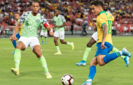 Rohr: Draw with Brazil is big booster for our AFCON race