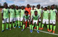 Japan beat Eaglets 1-0 in warm up game