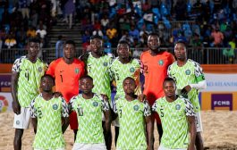 FIFA Beach Soccer World Cup: Supersand Eagles set for Portugal