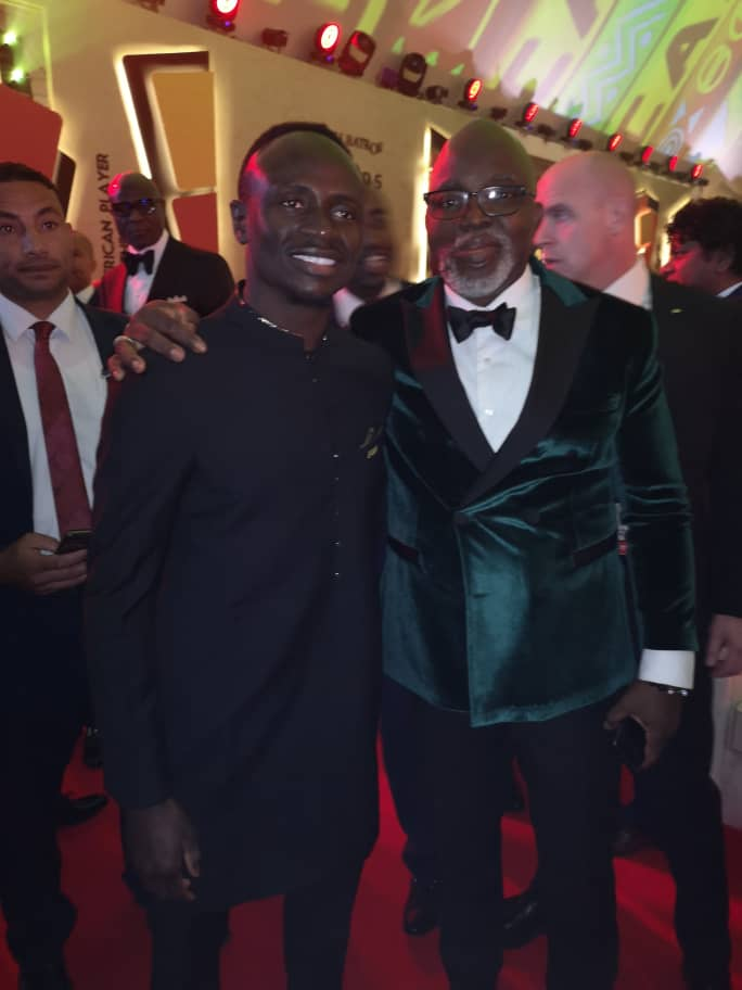 Mane, Oshoala fully deserving of their gongs –Pinnick