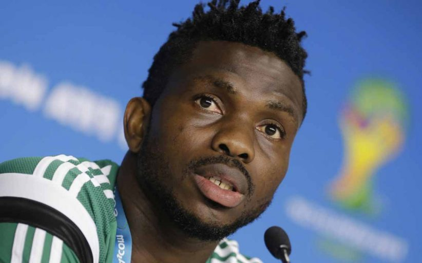 NFF appoints Joseph Yobo as Super Eagles' assistant coach