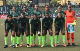 Flamingos trash Guinea U17 girls 5-1, romp into final round