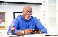 Pinnick praises FG's efforts to contain COVID-19 pandemic
