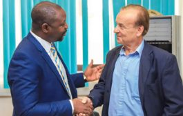 Gernot Rohr must deliver says Sports Minister
