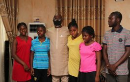 Pinnick's Foundation takes over education of late Abe's children