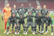Friendly: Eagles lose by the odd goal to African champions Algeria
