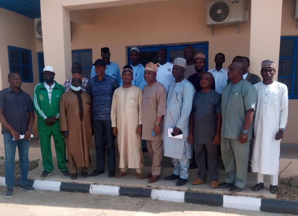 NFF takes control of upgraded FIFA Technical Centre in Bauchi