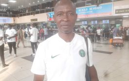 Golden Eaglets:  Our focus is to beat Ivory Coast on Wednesday - Amoo