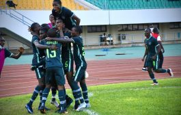 Golden Eaglets qualify for WAFU U17 Cup semi finals