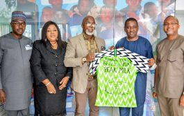 Peak renews relationship with NFF as Official Milk of the Super Eagles