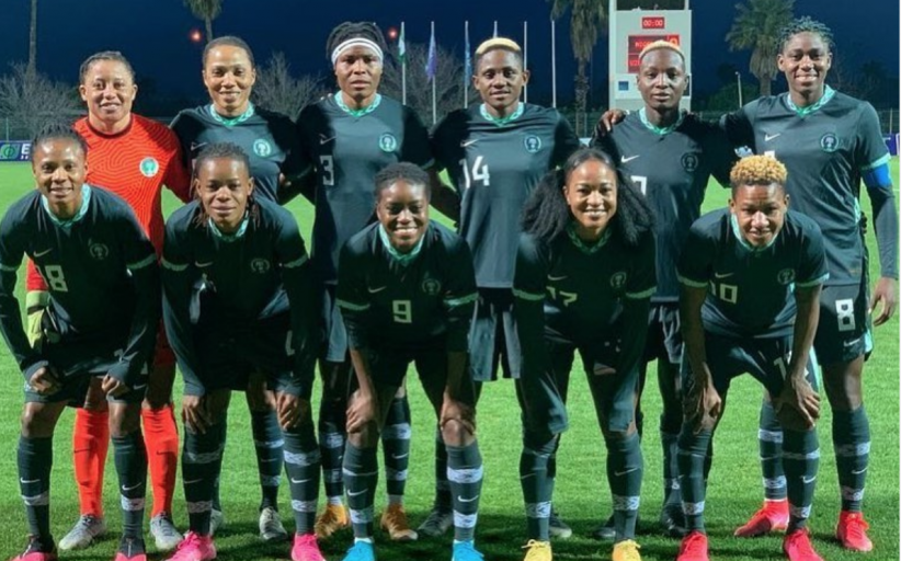 Super Falcons to feature in glamour Summer Series in USA