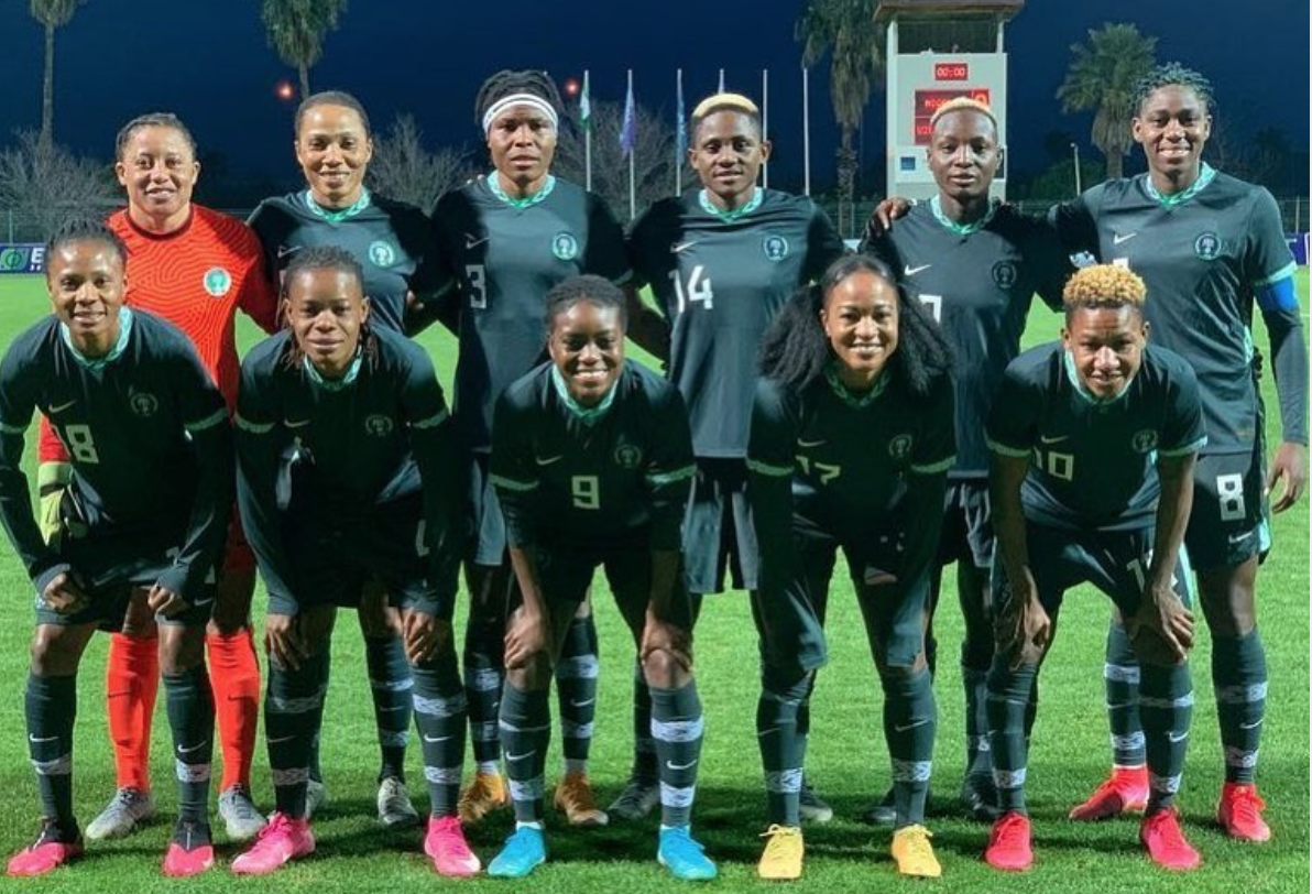 Morocco 2022: Super Falcons commence camping for Ghana in Lagos on Sunday