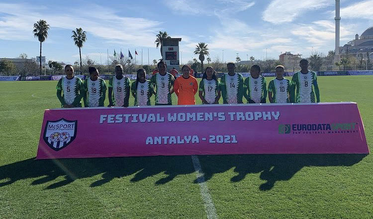 Super Falcons pip CSKA, look to overwhelm Uzbekistan and Equatorial Guinea
