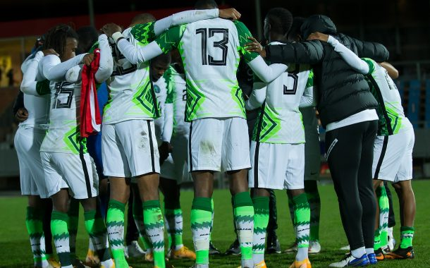NFF partners motivate Eagles with N2million