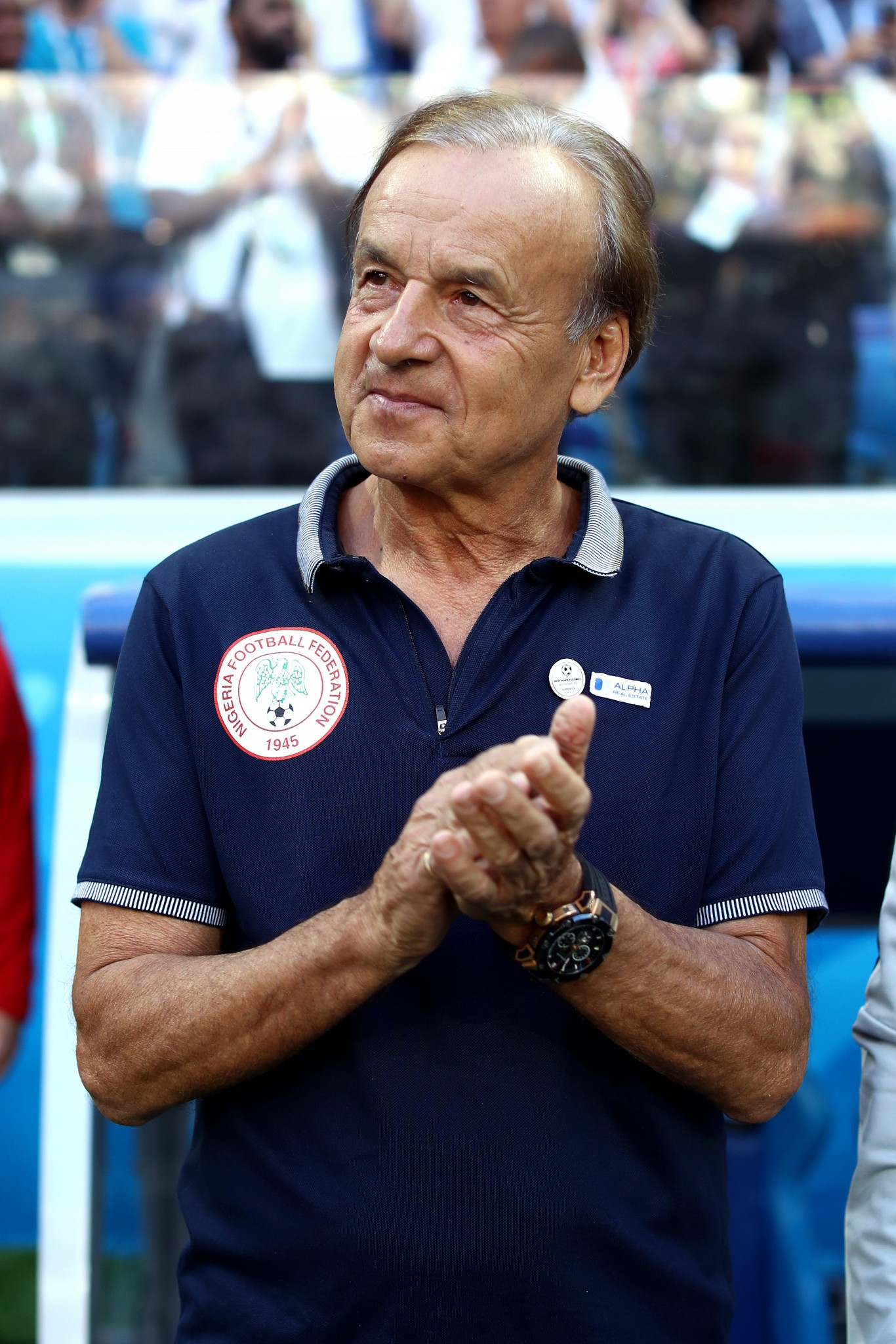 Rohr lists Musa, Ekong, 29 others in provisional squad for Cameroon friendly in Austria