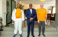 Pinnick leads drive for billion-dollar infrastructural lifeline for African football