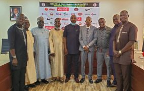 Pinnick Inaugurates NFF Technical And Development Committee