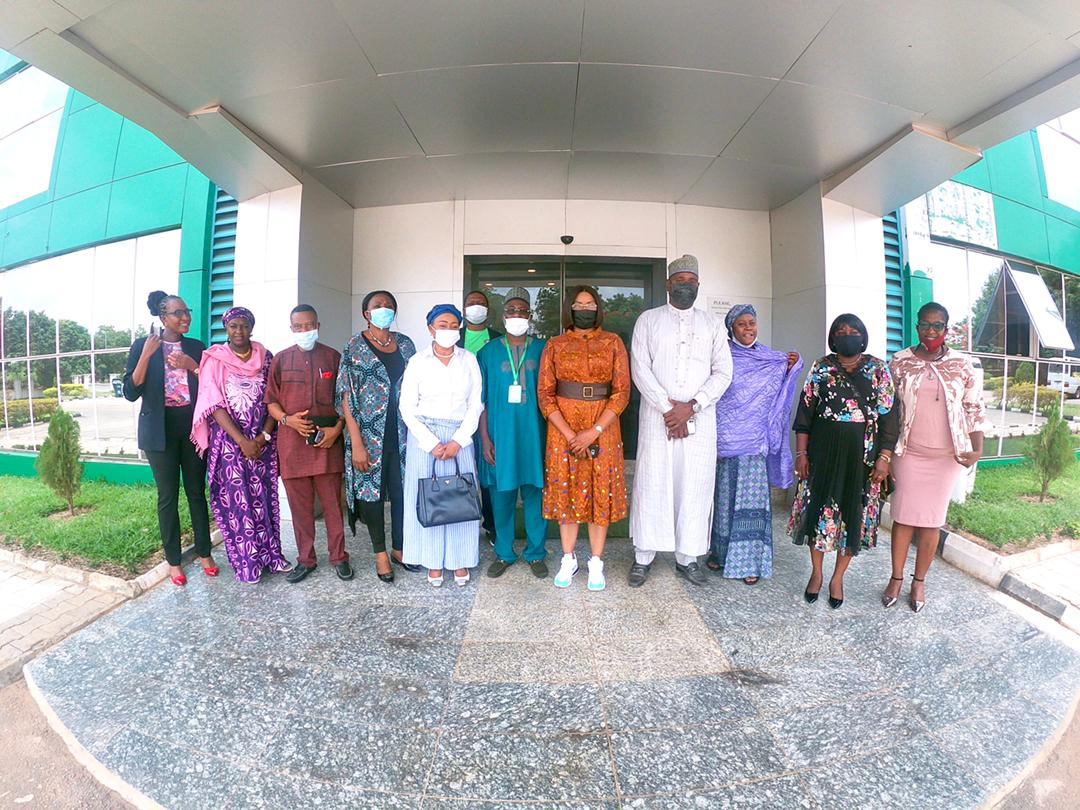 Pinnick charges Women's Football Committee to focus hard on grassroots development