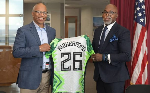 NFF and Govt of Maryland agree to collaborate on development programmes