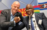 Pinnick joins Infantino, Ceferin, Prince Charles at Euro 2020 final in Wembley