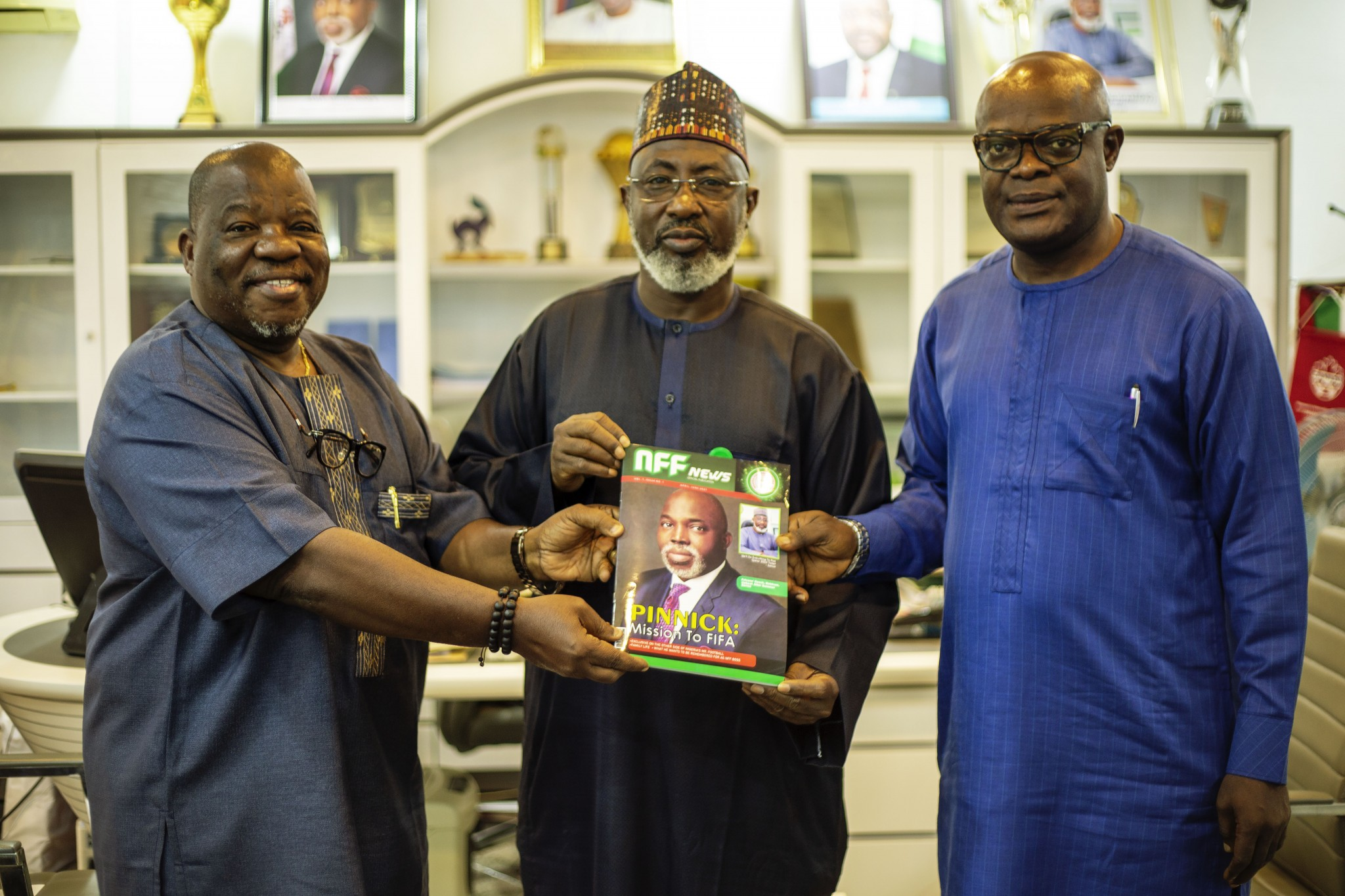 NFF rolls out quarterly magazine, NFF News
