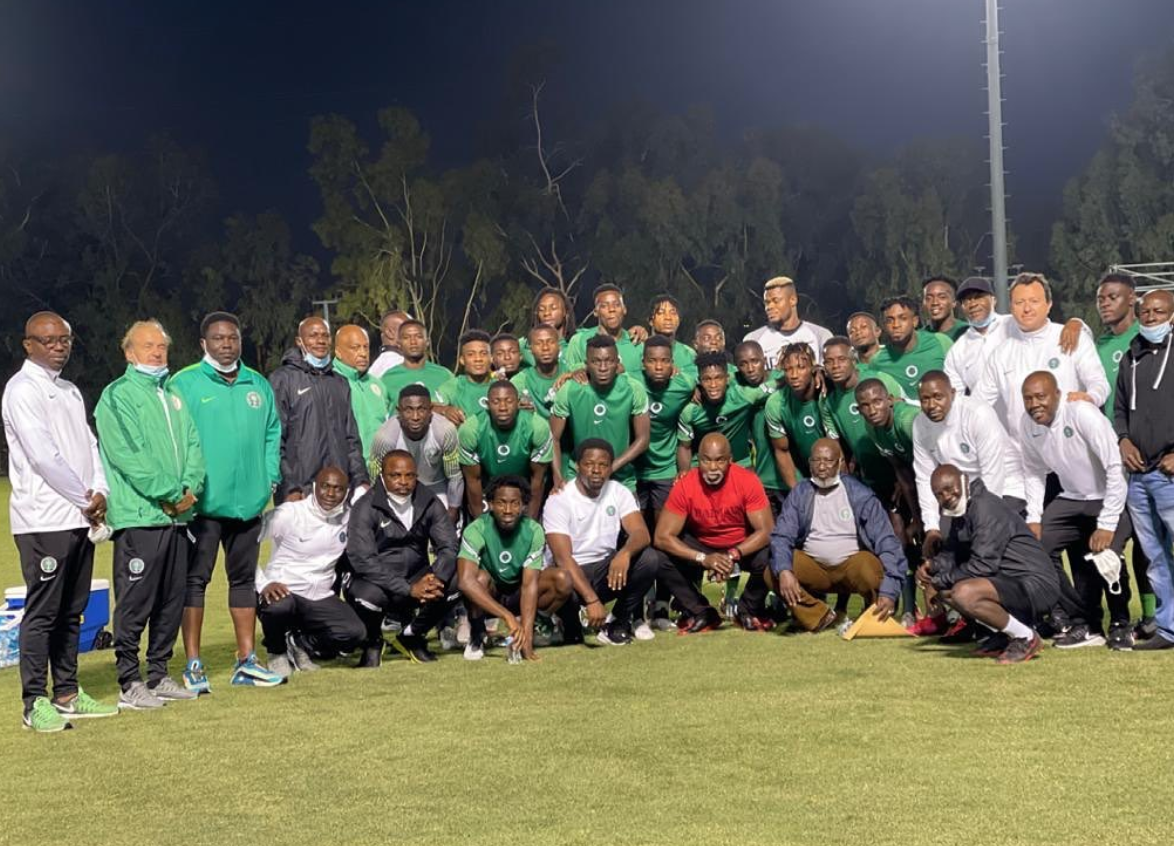 Exposure programme for Eagles B will continue apace - Pinnick