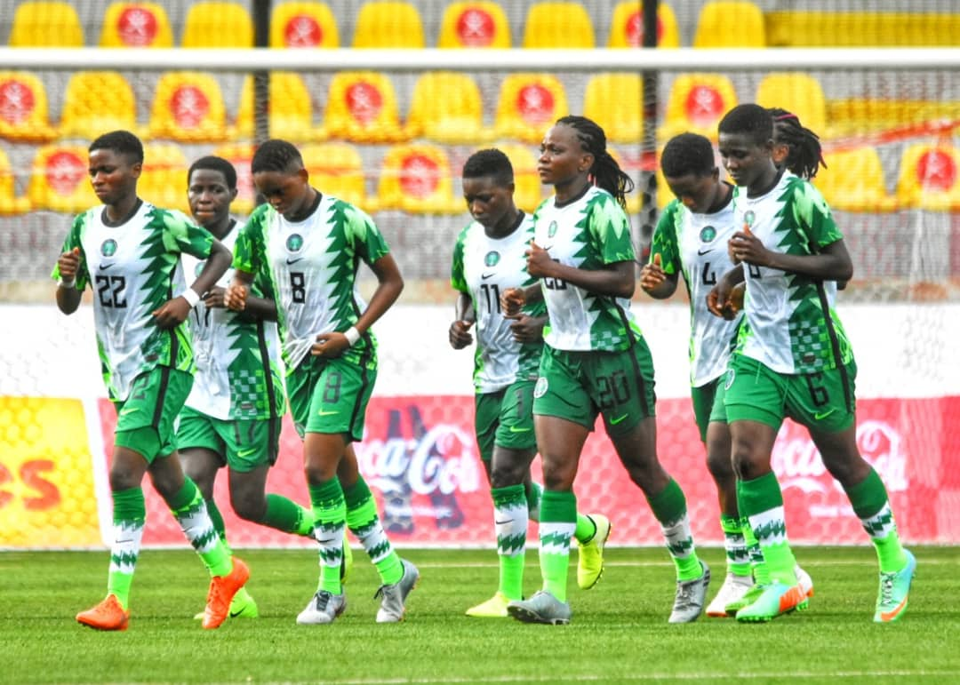 Costa Rica 2022: Falconets zoom into penultimate round of African race